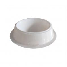 Λευκή Βάση Πασχαλινού αυγού για στρογγυλό κουτί 13xΥ16εκ.