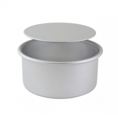 "Loose Bottom Round Cake Pan (203x 75mm / 8 x 3"") by PME"