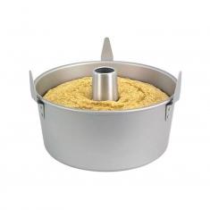 Αντικολλητικό Ταψί της PME για κλασικό κέικ με τρύπα στη μέση- Ανυψωμένο Δ20,3 x Υ10εκ.