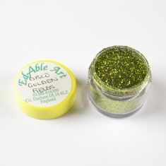 Disco Golden Fields glitter color NON Edible