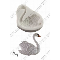 Swan Right  Silicone Mould