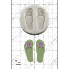 Καλούπι Σιλικόνης της FPC -  Σαγιονάρες - (Flip Flops)