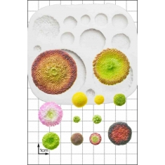 Flower Centres Silicone Mould
