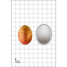 Καλούπι για Ζαχαρόπαστα - Σοκολάτα της FPC - Μικρό Αυγό Δράκου