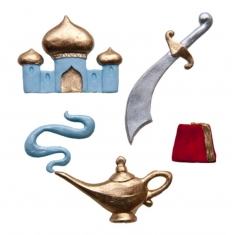Aladdin Καλούπι Σιλικόνης της FPC