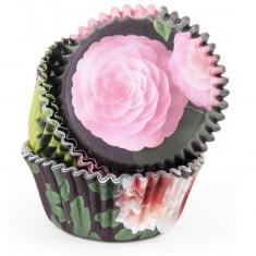 Θήκες για Cupcakes – Κήπος στην Εξοχή 60τεμ της PME