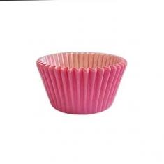 Ροζ Αντικολλητικά Καραμελόχαρτα για Cupcakes/Muffins 180τεμ