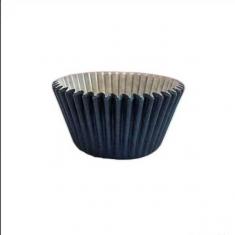 Ναυτικό Μπλε Αντικολλητικά Καραμελόχαρτα για Cupcakes/Muffins 180τεμ