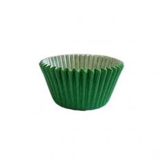 Πράσινα Αντικολλητικά Καραμελόχαρτα για Cupcakes/Muffins 180τεμ