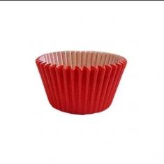 Κόκκινα Αντικολλητικά Καραμελόχαρτα για Cupcakes/Muffins 180τεμ