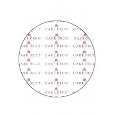 Pre-cut A4 Edible Printing Icing Sheets (1 Circle 190mm) 24pcs