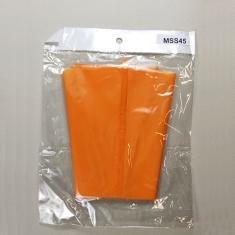 SUPERFLEX Orange Reusable Silicone Piping Bag 45cm 1pc seamless