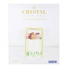 Κουτί CRYSTAL για τούρτες της PME 30εκ. 12in