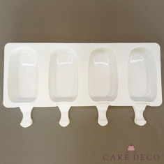 Classic Popsicle - Ice Cream Silicone Mould