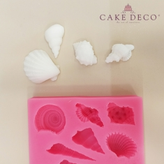 Shells Kit Silicone Mould