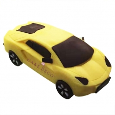 Sports Lambo Car Silicone Mould