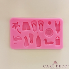 Summertime Silicone Mould