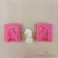 3D Chess Pieces Silicone Mould