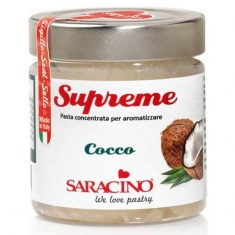 Καρύδα 200γρ Συμπυκνωμένη Αρωματική Πάστα Saracino
