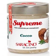 Coconut Flavouring Paste Saracino Le Supreme 200gr