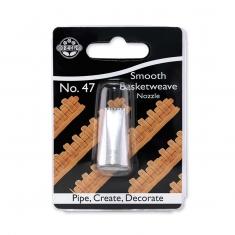 JEM Nozzle - Smooth / Ribbed Basketweave