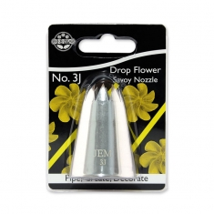 JEM Nozzle - Large Curved Star Savoy No3J