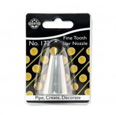 JEM Nozzle - Fine Tooth Open Star No172