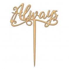 Always Topper Ξύλινο της Katy Sue
