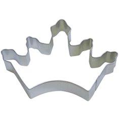 Metallic Cookie Cutter Crown - Tiara 3.5in
