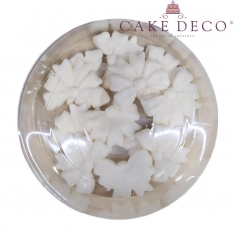 Φιογκάκια Λευκά 3,5εκ. 12τεμ.