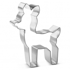 Fawn Deer Cookie Cutter 4.25 in