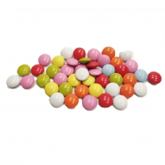 Colorful UFOs with Milk Chocolate filling 200g