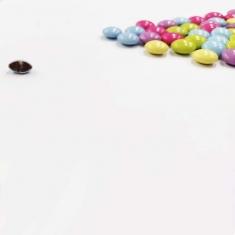Πολύχρωμα Μινι Ουφάκια με γέμιση Σοκολάτας 1κ.