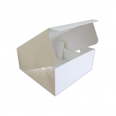 "Quick Serve Pastry/Cake Box 8 x 8 x H3"""