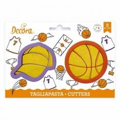 Πλαστικά Κουπάτ Μπάσκετ Σετ 2 τμχ. της  Decora