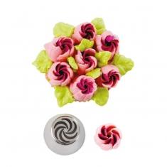 Russian Nozzle Closed Rose  No 8B