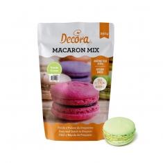 Green Macaron Powder Mix 250g by Decora