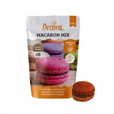 Μείγμα σκόνης για Καφέ Macaron σε μορφή σκόνης 250g της Decora