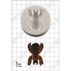 Spider silicone mold by FPC