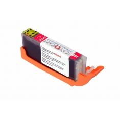 Βρώσιμo Μελάνι KopyForm Κόκκινο με Chip (CLI-581M)