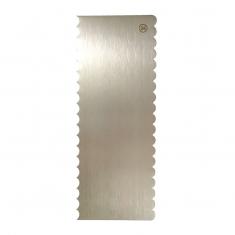 Inox Σκρεΐπερ (Scraper)  για Μεσαίες Κοίλες/Κυρτές Λωρίδες Δ: 228*89*1χιλ.