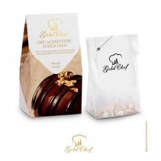 Edible Gold Crumbs 40mg bag 23kts.