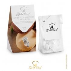 Edible Silver Flakes 40mg bag 999o