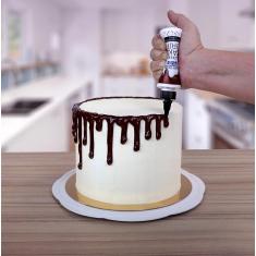 Cake Drip με Γεύση Σοκολάτα Γάλακτος 150γρ / 5.25oz