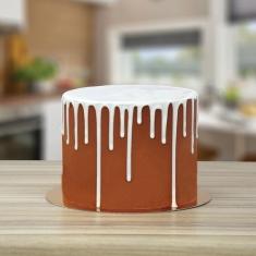 Cake Drip με Γεύση Λευκή Σοκολάτα Chocolate 150γρ / 5.25oz