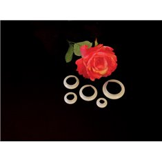 FMM 5 Set Rose Petal