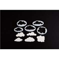 Κουπάτ της FMM - Αφράτο Σύννεφο - Σετ 5 τεμ.