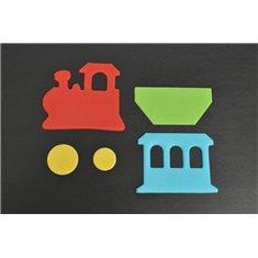 FMM Train Cutters - Set of 4