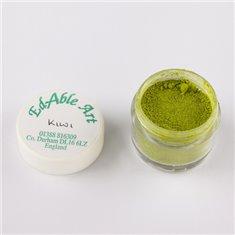 Kiwi Green EdableArt