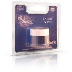 Χρώμα σε Σκόνη - Φωτεινό Μπλέ του Ναυτικού - (Bright Navy)